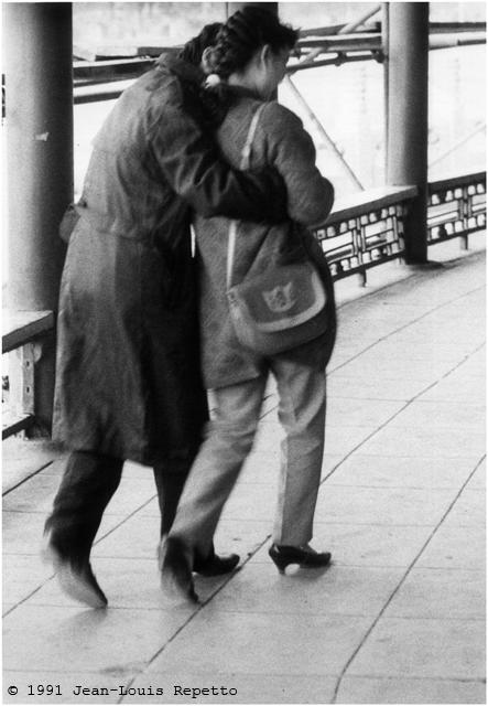Pékin - Couple tendre