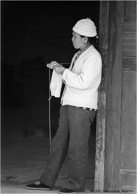 Sichuan - Tricot