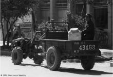 Tracteur du Yunnan